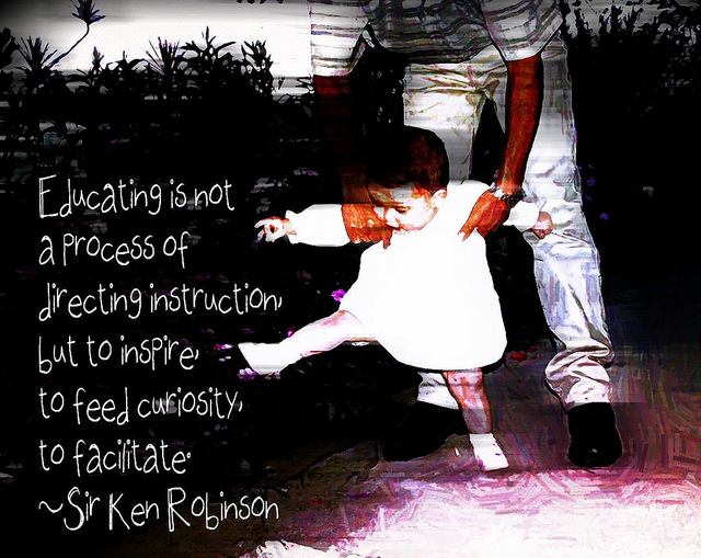Education Quote by Sir Ken Robinson